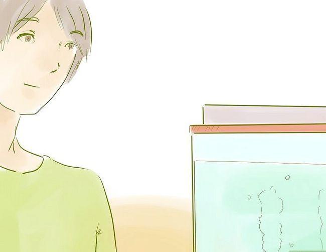 Prent getiteld Begin `n Saltwater Aquarium Stap 4