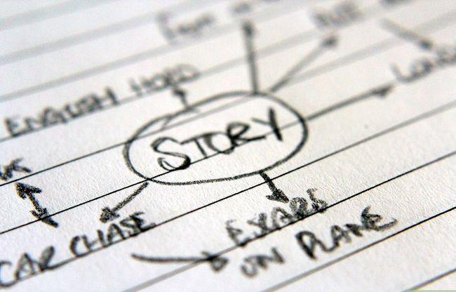 Prent getiteld Find Story Ideas Stap 11