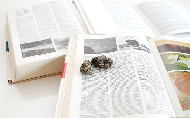 Prent getiteld Vind `n meteoriet Stap 3