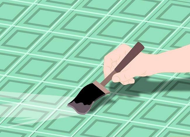 Prent getiteld Regrout Tile Step 2