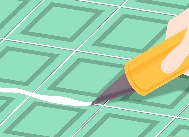 Prent getiteld Regrout Tile Stap 11
