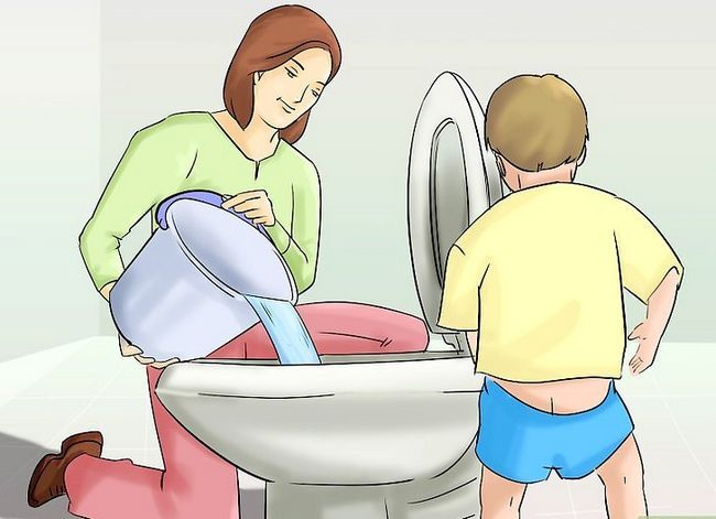 Prent getiteld Maak Toilet Opleiding Pret vir jou Seun Stap 6