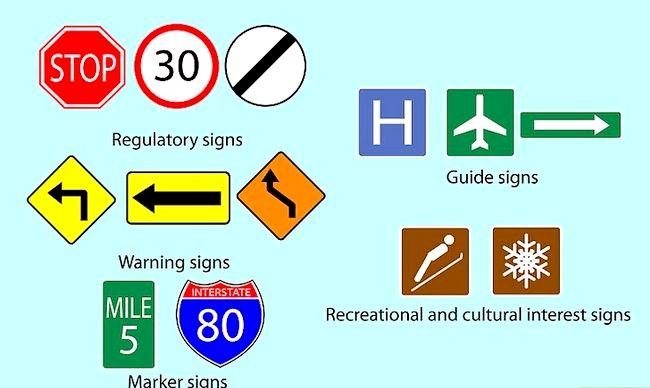 Hoe om verkeersseine te verstaan