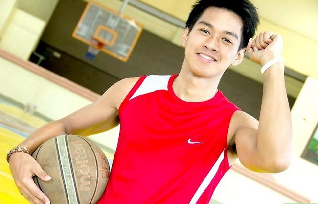 Prent getiteld Play Basketball Wel, sonder atletiese stap 5