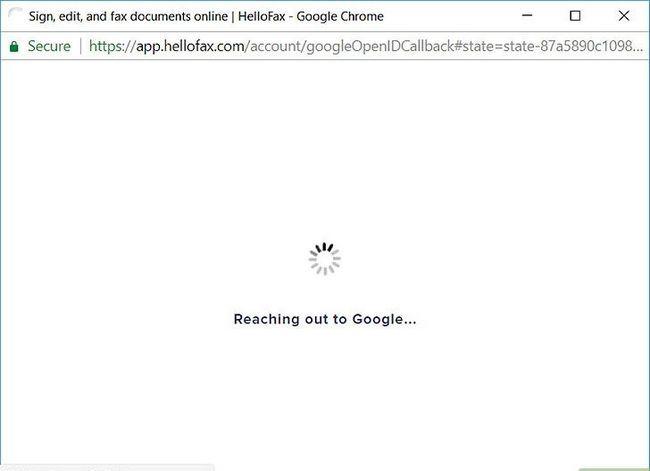 Prent getiteld Stuur faksse vanaf Gmail Stap 9