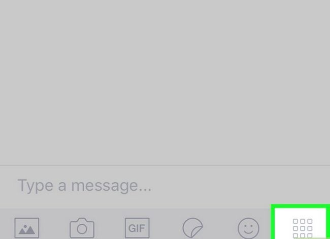 Prent getiteld Stuur video boodskappe op Kik Stap 3