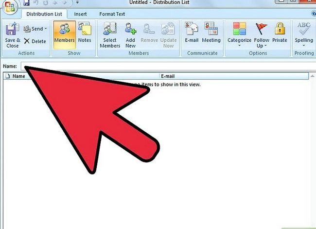 Prent getiteld Stuur e-pos na meerdere e-posse outomaties in Outlook Stap 2