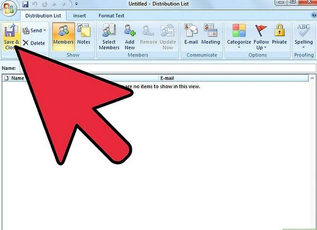 Prent getiteld Stuur e-pos na meerdere e-posse outomaties in Outlook Stap 4