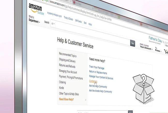 Prent getiteld E-pos Amazon Stap 5