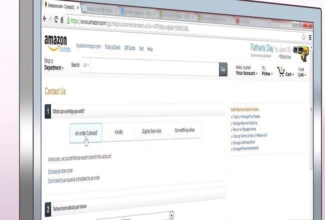 Prent getiteld E-pos Amazon Stap 6