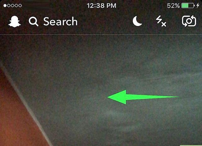 Beeld getiteld Stuur `n Snapchat sonder `n foto Stap 7