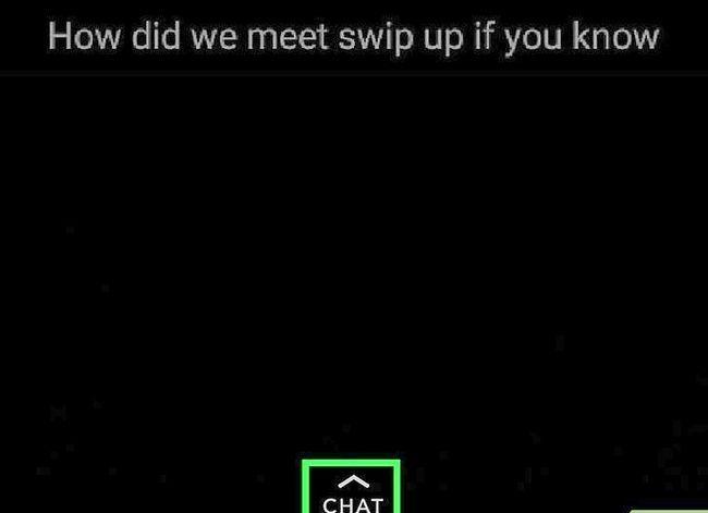 Beeld getiteld Stuur `n Snapchat sonder `n foto Stap 9