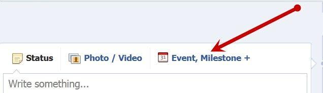 Beeld getiteld Stuur `n update na Facebook Page Fans Stap 6