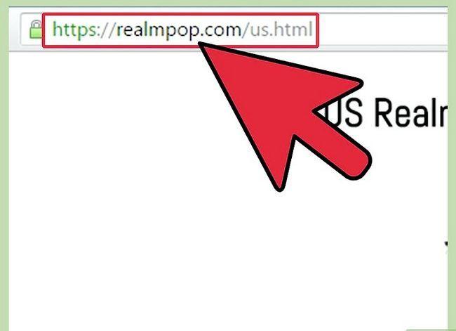 Prent getiteld Kies die Perfect Server_Realm vir World of Warcraft met Realm Pop Step 4