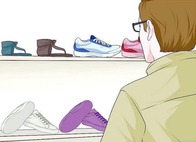 Prent getiteld Kies gerieflike skoene Stap 1