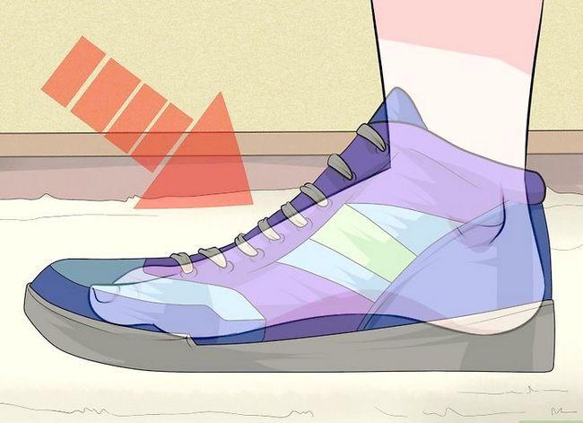 Prent getiteld Kies gerieflike skoene Stap 11