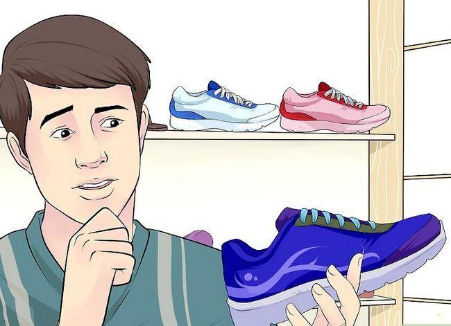 Prent getiteld Kies gerieflike skoene Stap 12