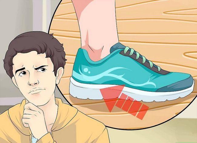 Prent getiteld Kies gerieflike skoene Stap 5