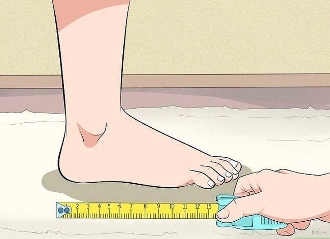 Prent getiteld Kies gerieflike skoene Stap 6