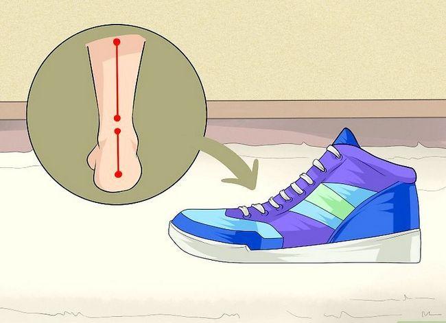 Prent getiteld Kies gerieflike skoene Stap 8