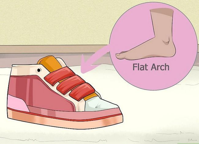 Prent getiteld Kies gerieflike skoene Stap 9