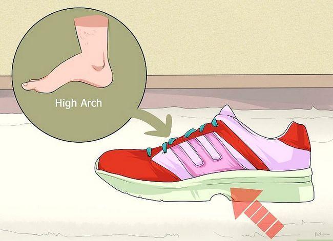 Prent getiteld Kies gerieflike skoene Stap 10