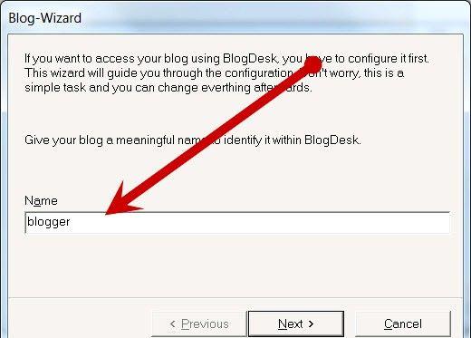 Prent getiteld Blog Met BlogDesk Stap 4