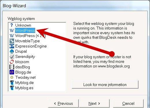 Prent getiteld Blog Met BlogDesk Stap 6