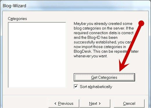 Prent getiteld Blog Met BlogDesk Stap 10
