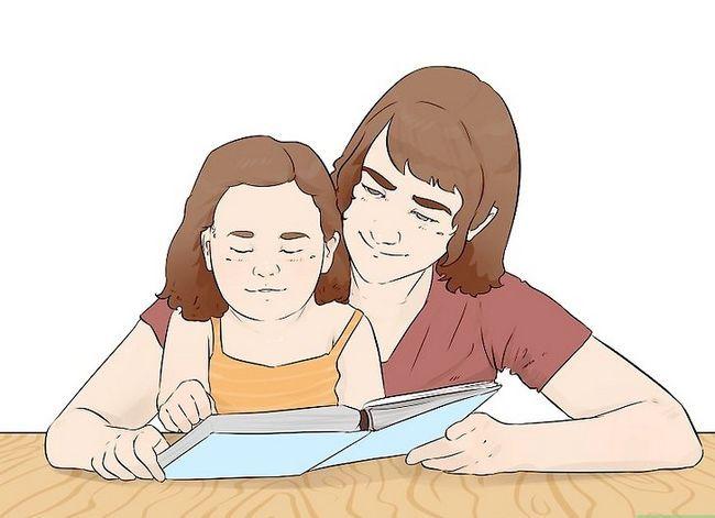 Prent getiteld Skryf `n Kinders`s Story Step 12