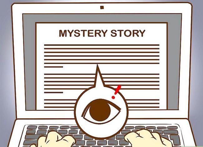 Prent getiteld Skryf `n Mystery Story Stap 17