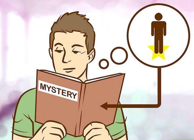 Prent getiteld Skryf `n Mystery Story Stap 3