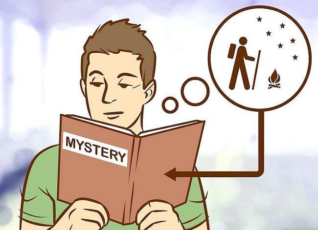 Prent getiteld Skryf `n Mystery Story Stap 4