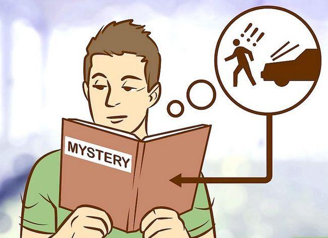 Prent getiteld Skryf `n Mystery Story Stap 6