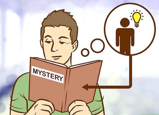 Prent getiteld Skryf `n Mystery Story Stap 7