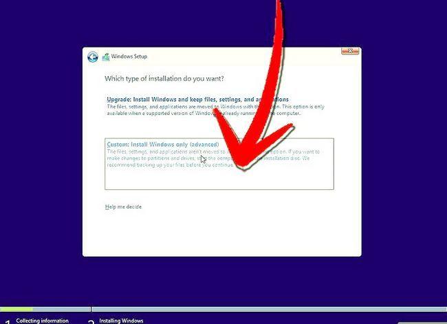 Prent getiteld Formaat Windows 8 Stap 6