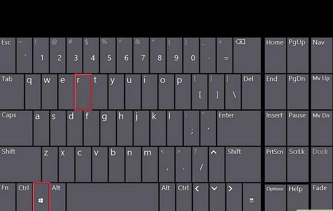 Prent getiteld Gebruik `n verbinding op Windows 8 Stap 1
