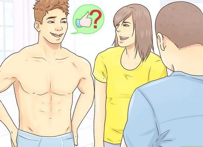 Prent titel Get Naked Meer dikwels terwyl jy met familie Stap 4