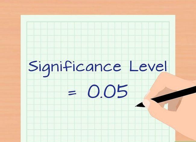 Prent getiteld Assesseer statistiese betekenisvolheid Stap 2