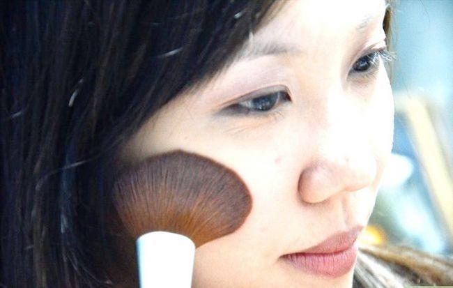Prent getiteld Moenie make-upfoute maak nie Stap 6