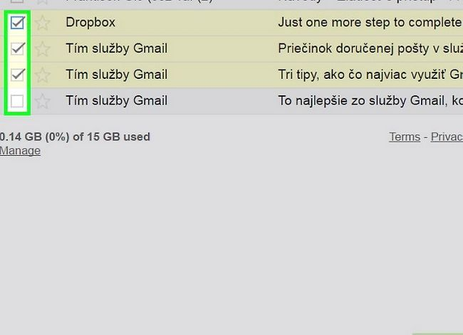 Prent getiteld Stop Spam Mails in Gmail Stap 8