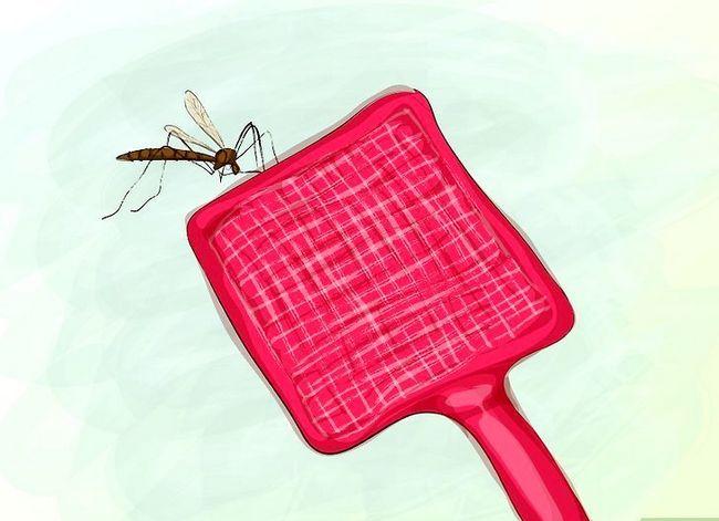 Prent getiteld Vermy Mosquito Bites Stap 2