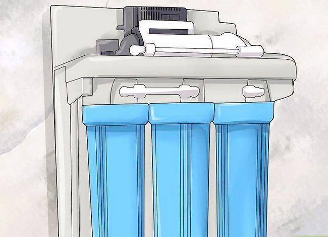Prent getiteld Kies die beste metode van waterbehandeling Stap 5