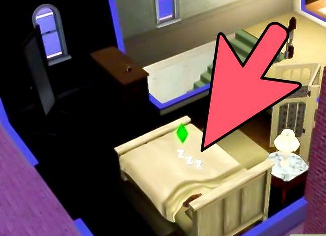 Prent getiteld Verhoed Robber Van Stal Jou Besittings op Sims 3 Stap 2