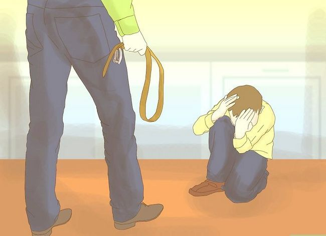 Prent getiteld Vermy word gestraf met swak grade Stap 5