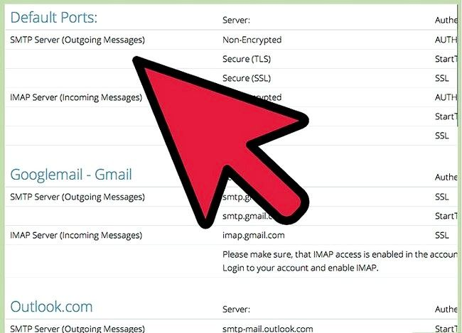 Prent getiteld Forge Email Step 2