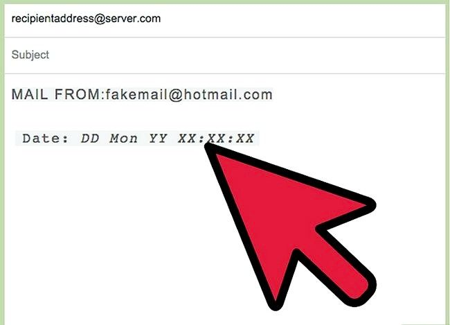 Prent getiteld Forge Email Step 8