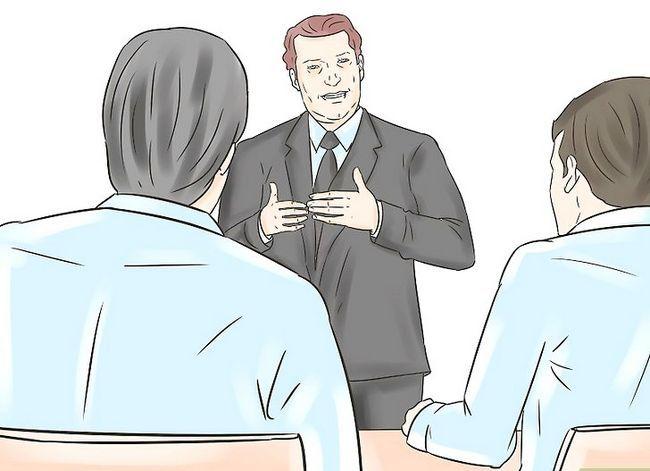 Prent getiteld Hou kliënte lojale stap 1