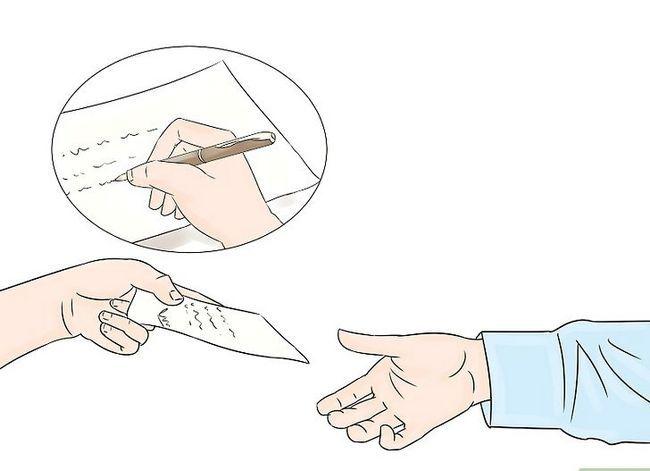 Prent getiteld Hou kliënte lojale stap 8