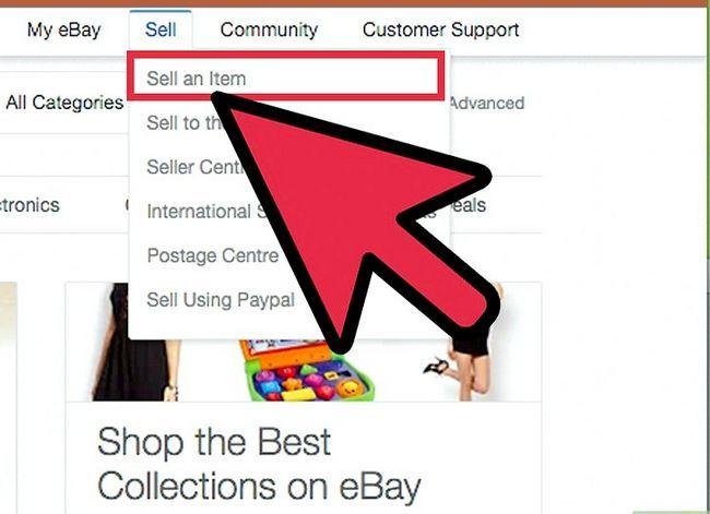 Prent getiteld Bepaal wat u eBay-items moet prys Stap 2